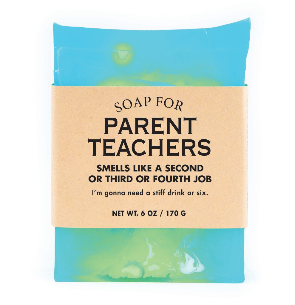 Soap for Parent Teachers - Heart of the Home PA