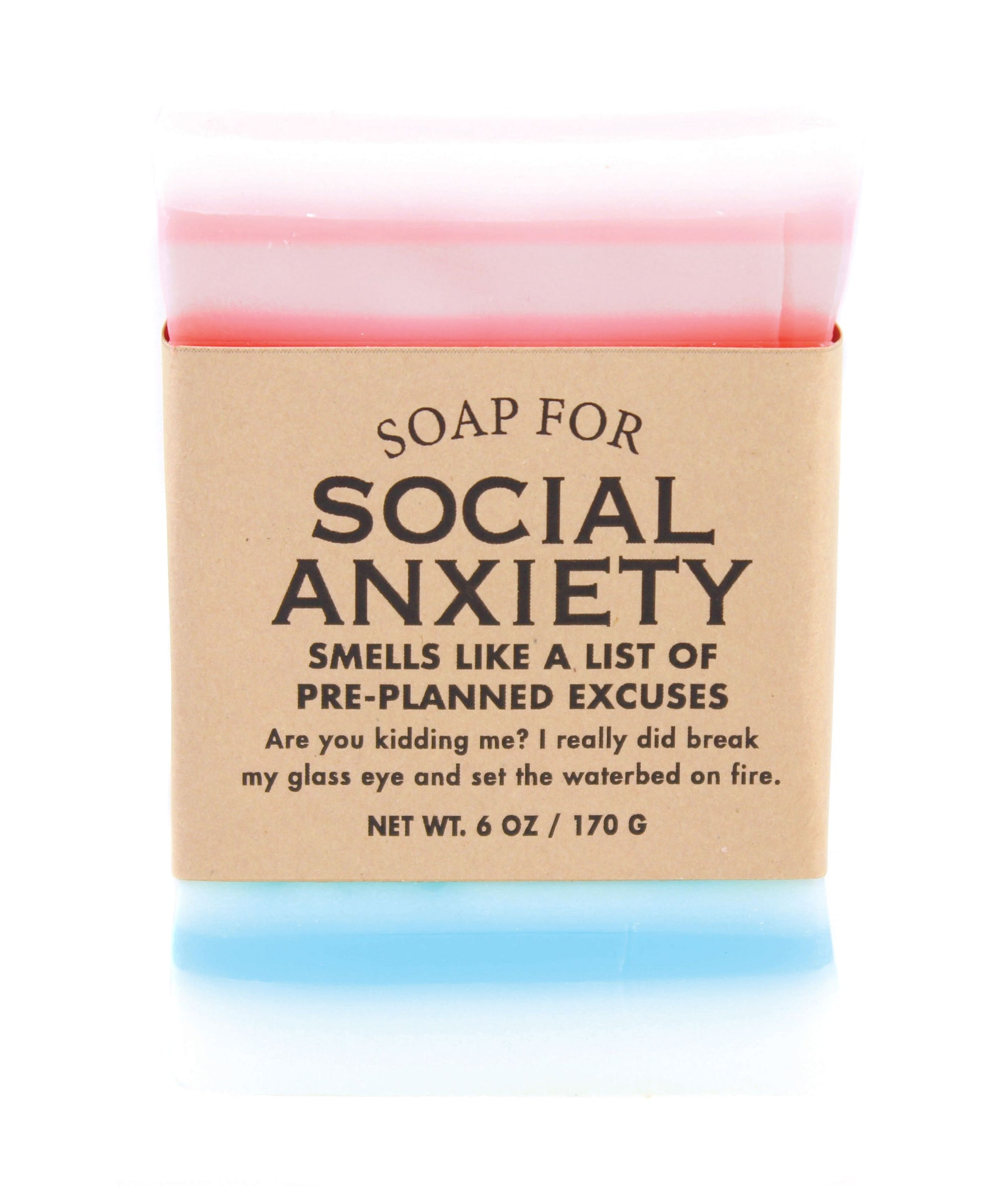 Soap for Social Anxiety - Heart of the Home PA