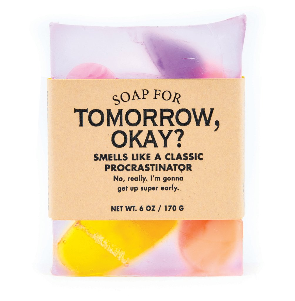 Soap for Tomorrow, Okay? - Heart of the Home PA