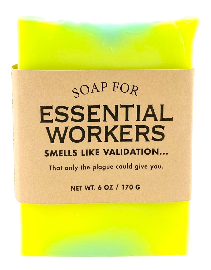 Soap for Class of Essential Workers - Heart of the Home PA