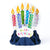 Birthday Candles Pop-Up Snow Globe Card - Heart of the Home PA