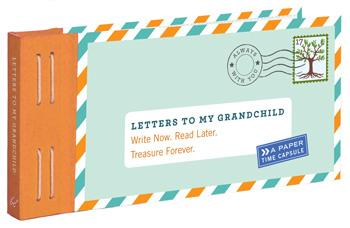 Letters to My Grandchild - Heart of the Home PA