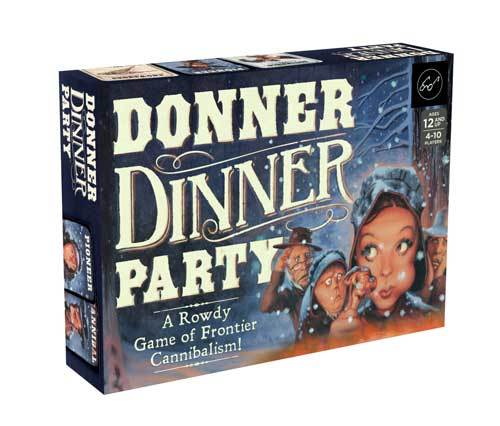 Donner Dinner Party - Heart of the Home PA
