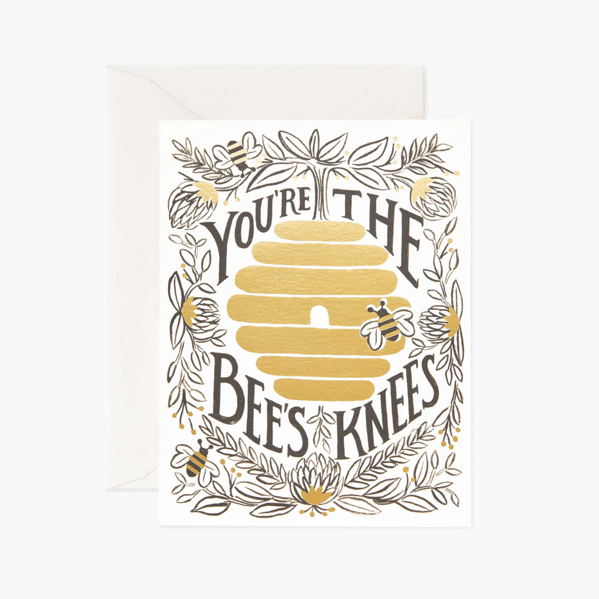 You're the Bee's Knees Card - Heart of the Home PA