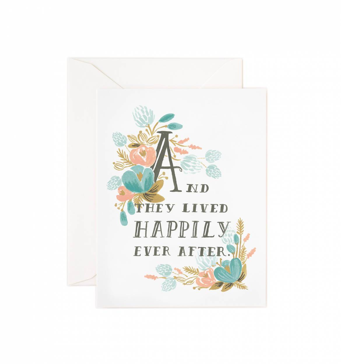 Happily Ever After Card - Heart of the Home PA