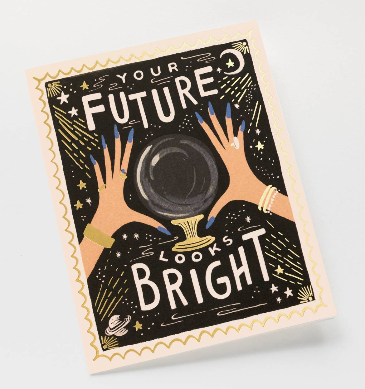 Your Future is Bright Card - Heart of the Home PA