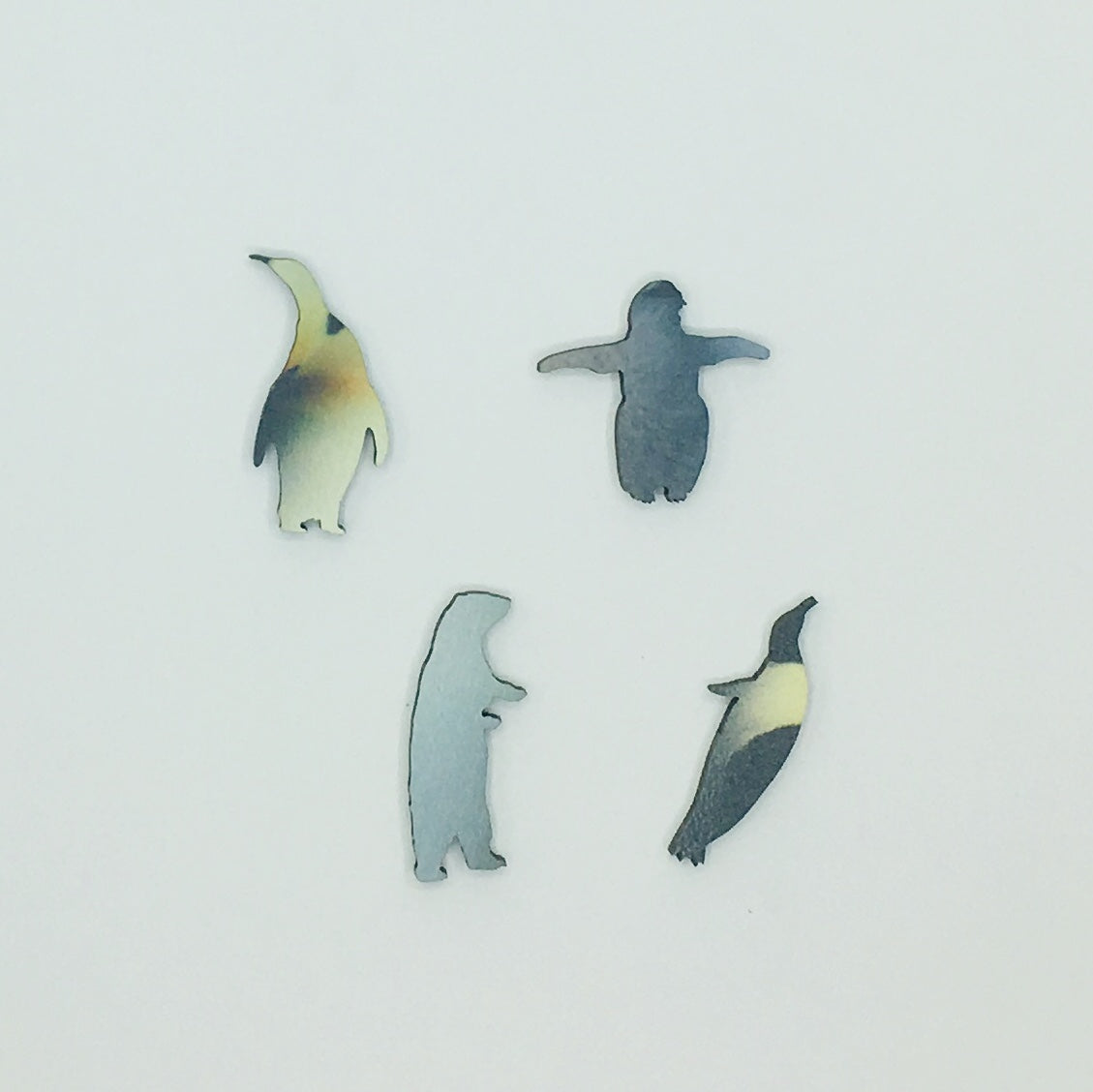 Emperor Penguins Peapod Puzzle - Heart of the Home PA