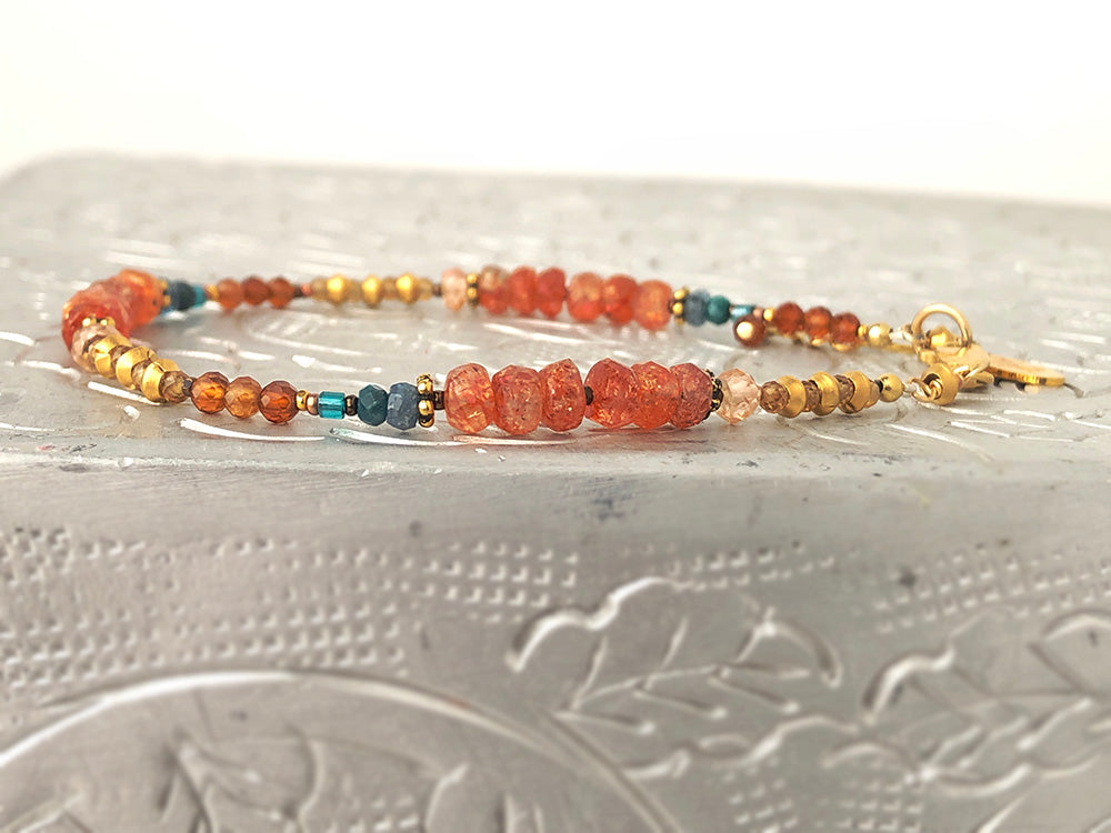 Sunstone Bracelet - Heart of the Home PA