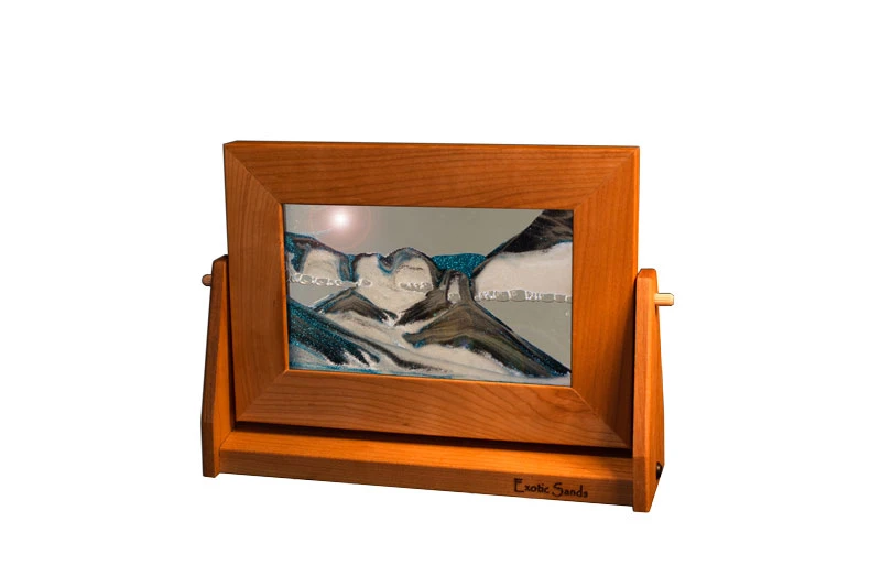 Small Cherry Frame Exotic Sands - Heart of the Home PA