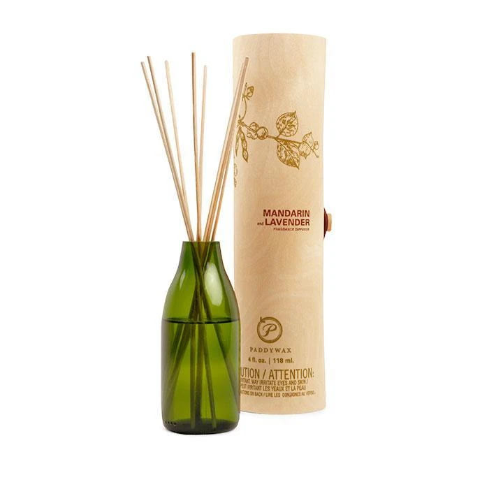 Eco Diffuser - Mandarin & Lavender - Heart of the Home PA
