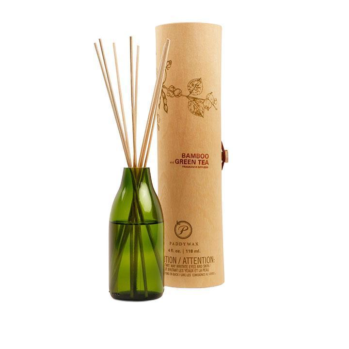 Eco Diffuser - Bamboo & Green Tea - Heart of the Home PA