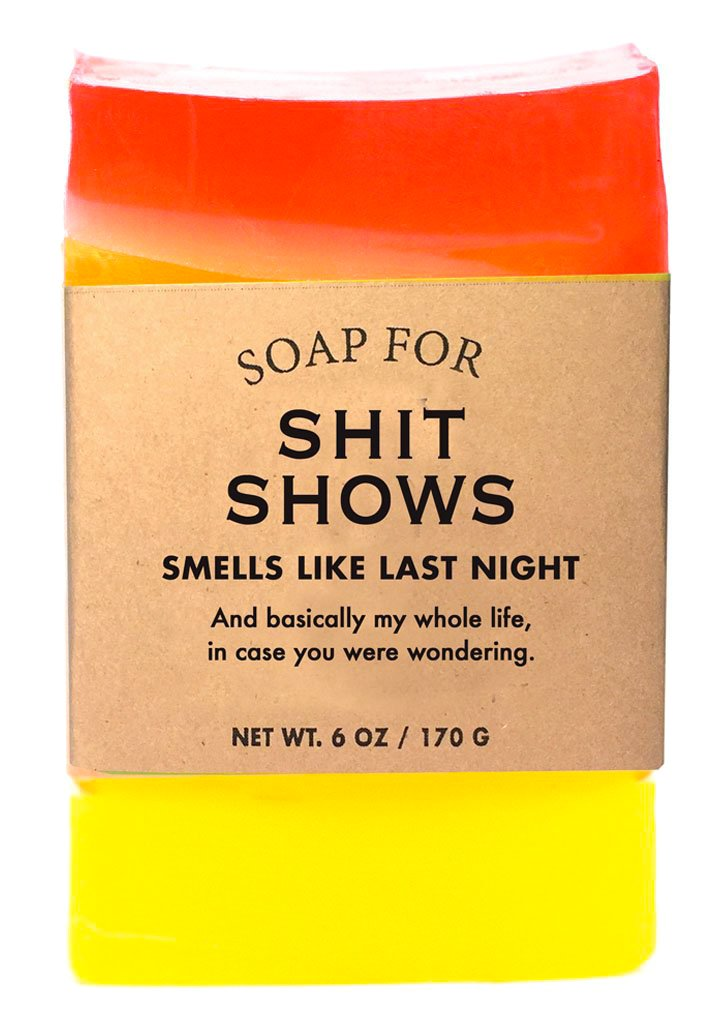 Soap for Shit Shows - Heart of the Home PA