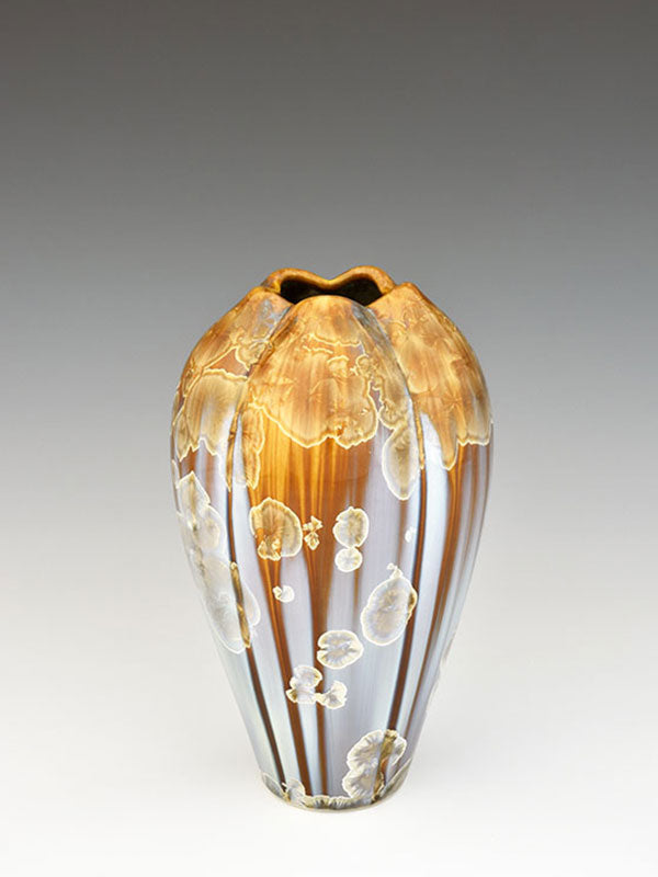 Stellar Small Iris Vase - Heart of the Home PA