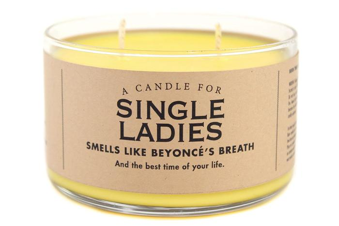 A Candle for Single Ladies - Heart of the Home PA