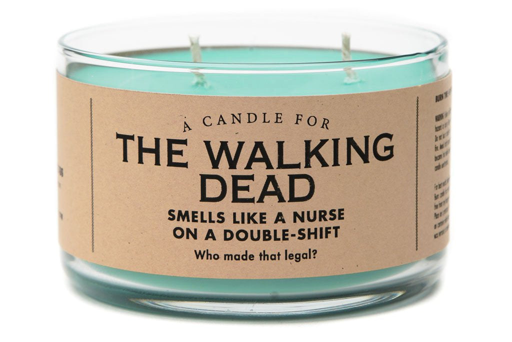 A Candle for The Walking Dead - Heart of the Home PA