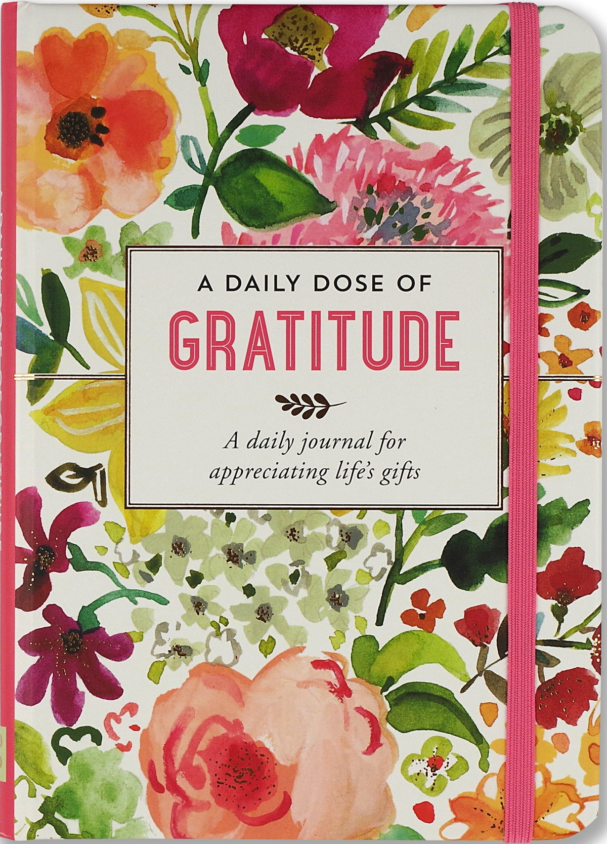 A Daily Dose of Gratitude Journal - Heart of the Home PA