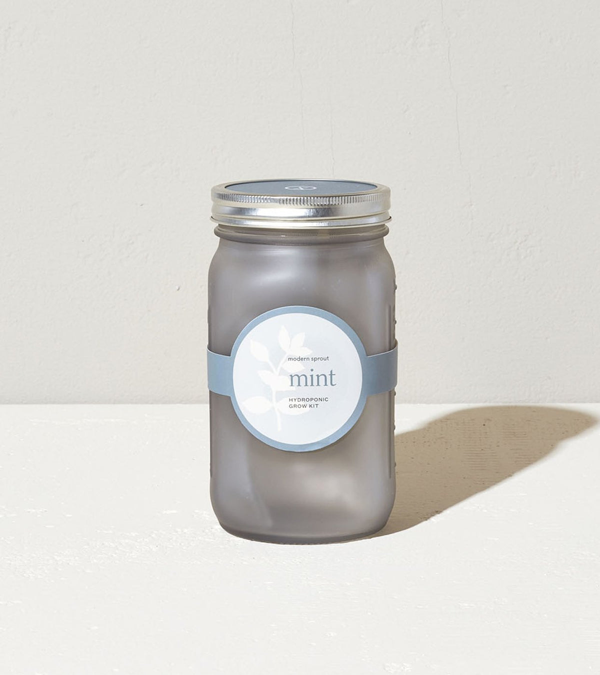 Garden Jar - Mint - Heart of the Home PA