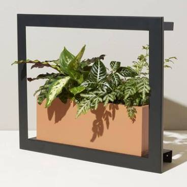 Grow Frame - Matte Black - Heart of the Home PA