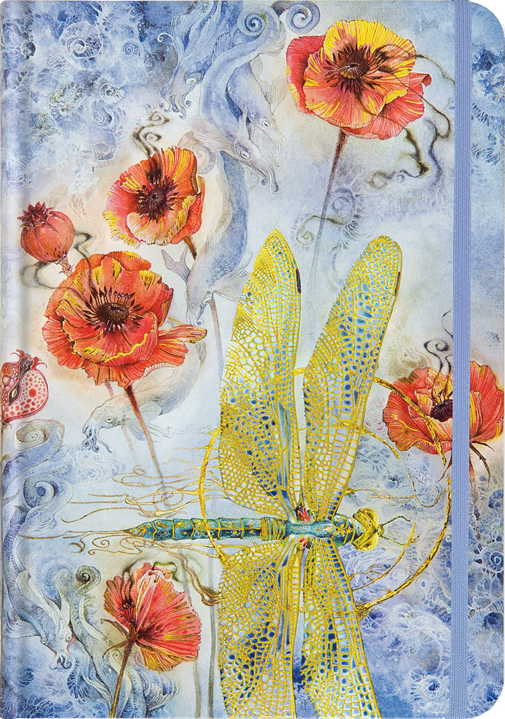 Indigo Dragonfly Journal - Heart of the Home PA