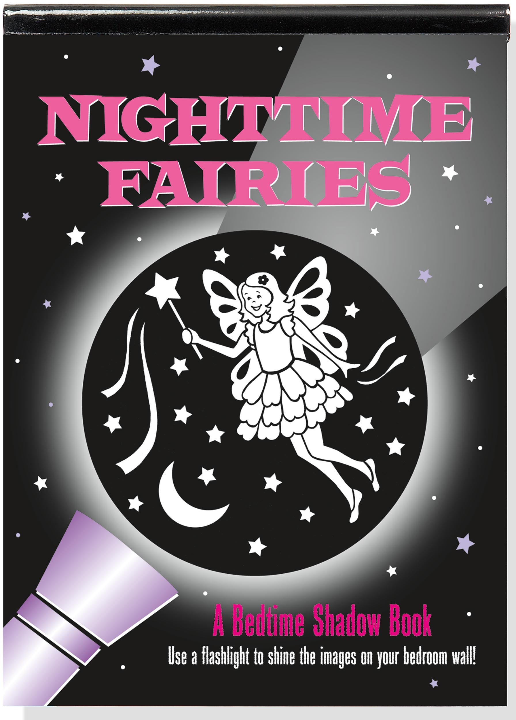 Nighttime Fairies Bedtime Shadow Book - Heart of the Home PA