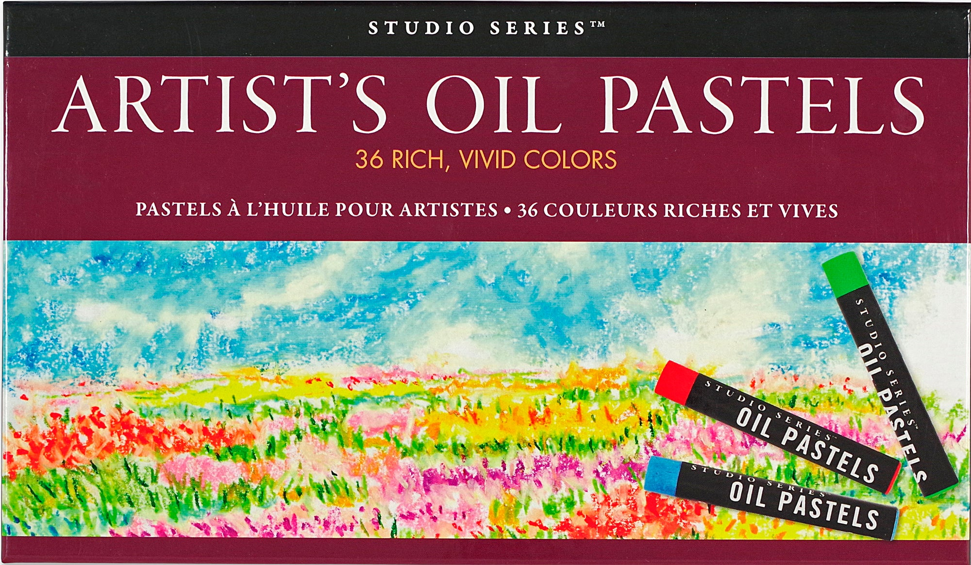 Studio Series Oil Pastels - Heart of the Home PA