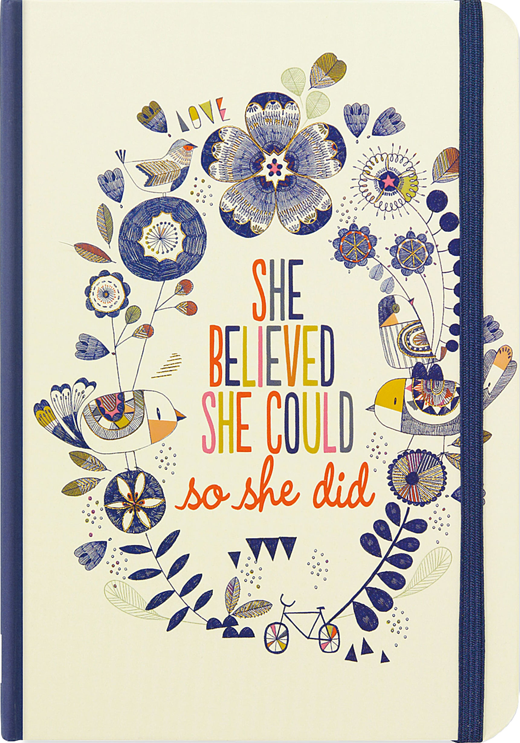 She Believed Journal - Heart of the Home PA