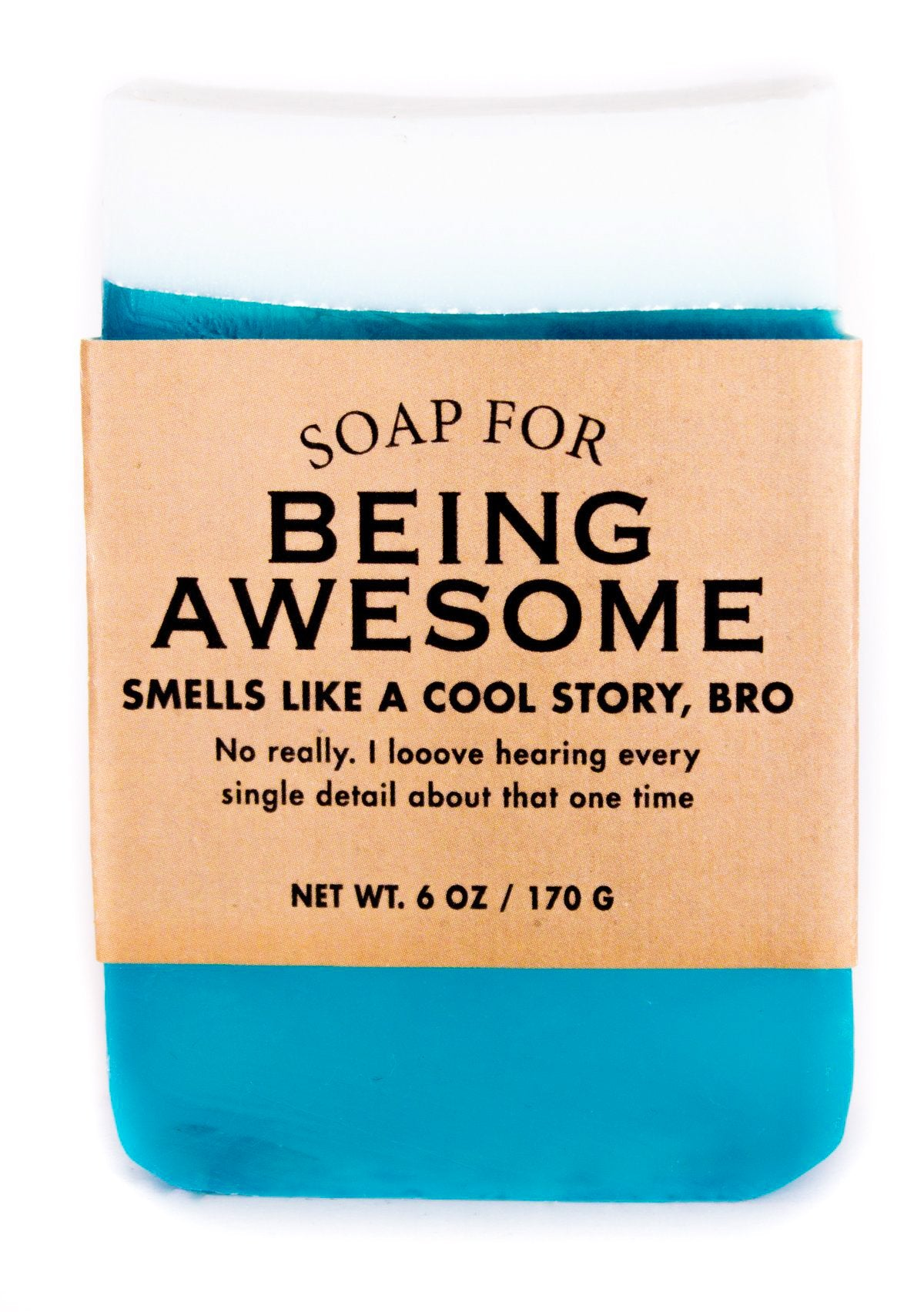 Soap for Being Awesome - Heart of the Home PA