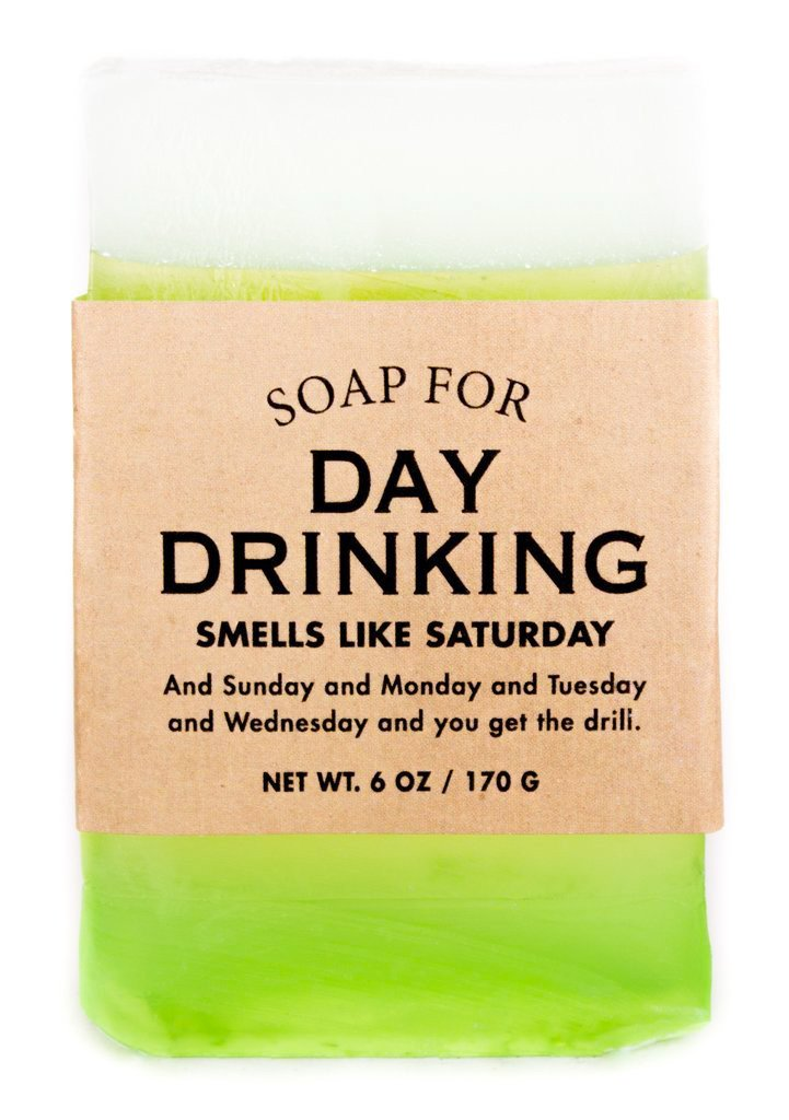 Soap for Day Drinking - Heart of the Home PA
