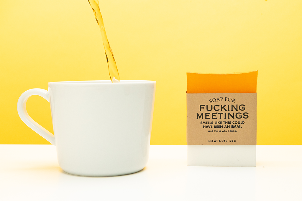 Soap for Fucking Meetings - Heart of the Home PA