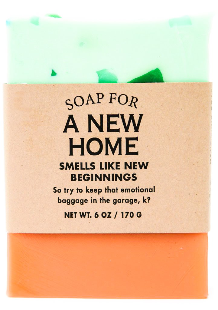 Soap for A New Home - Heart of the Home PA
