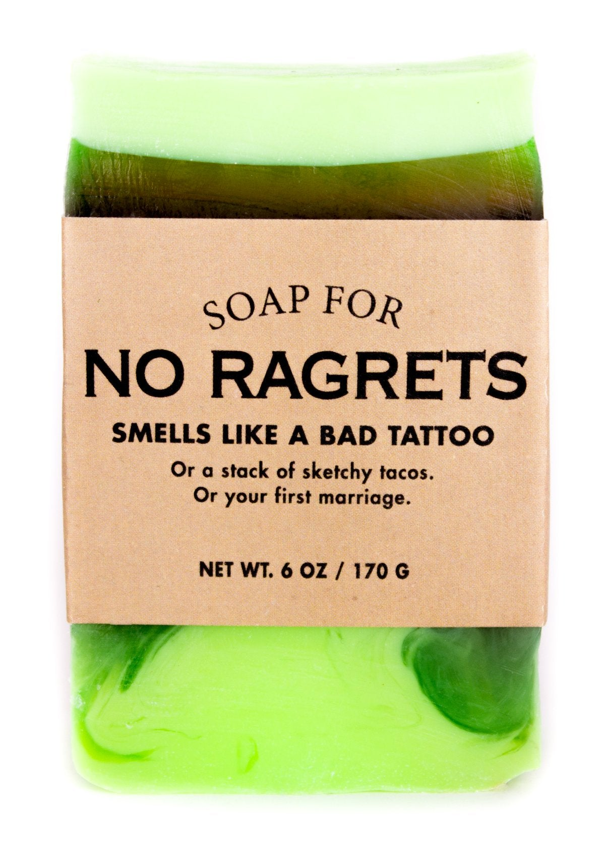 Soap for No Ragrets - Heart of the Home PA