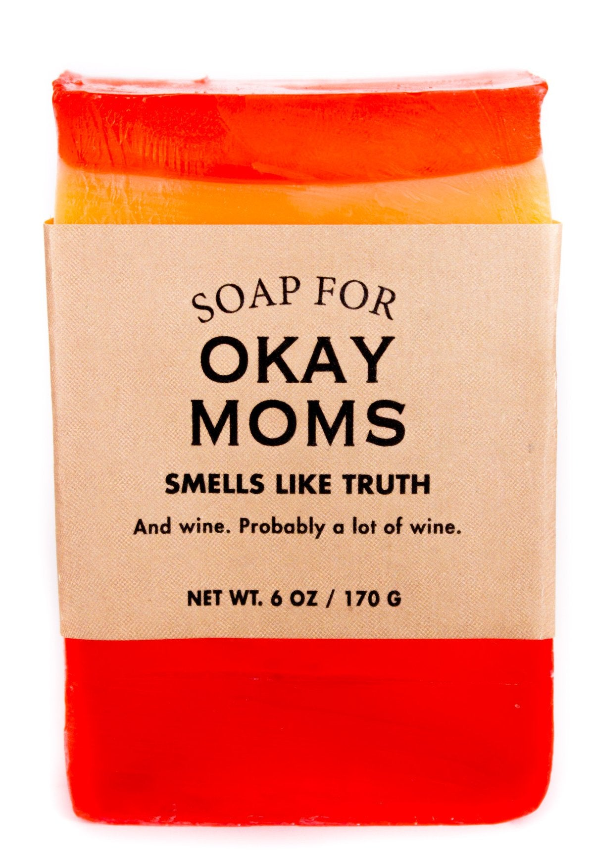 Soap for Okay Moms - Heart of the Home PA