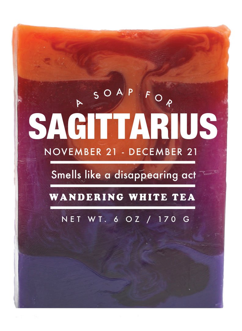 A Soap for Sagittarius