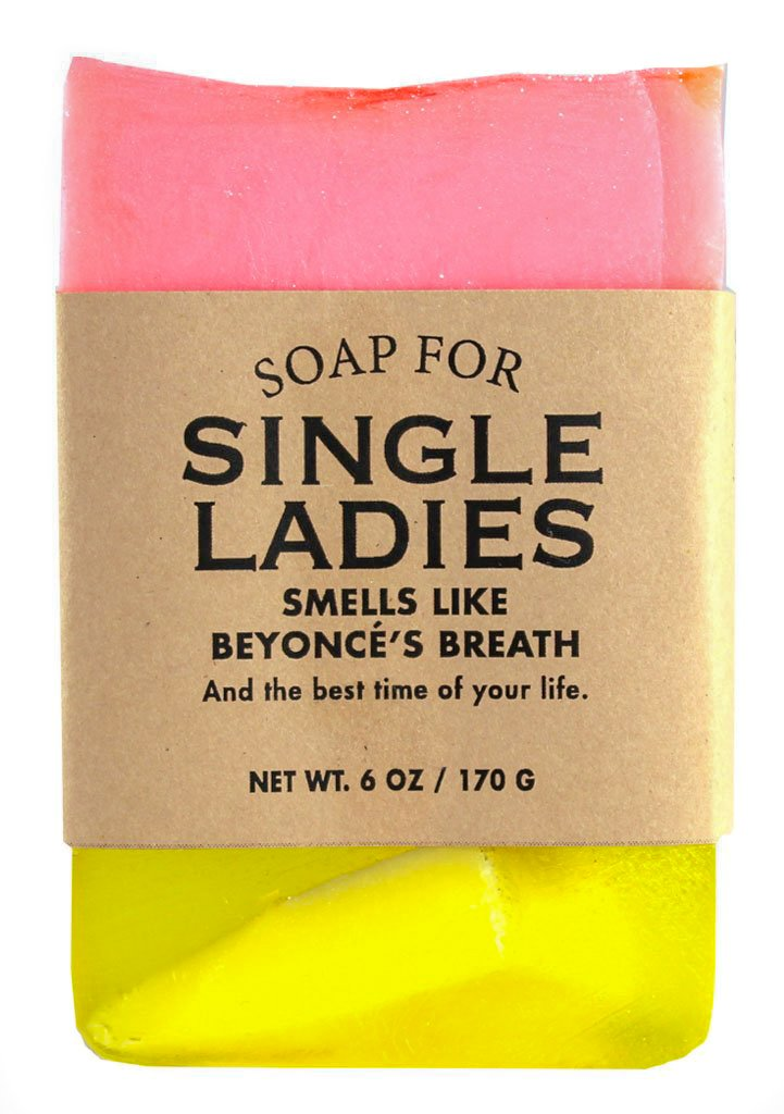 Soap for Single Ladies - Heart of the Home PA