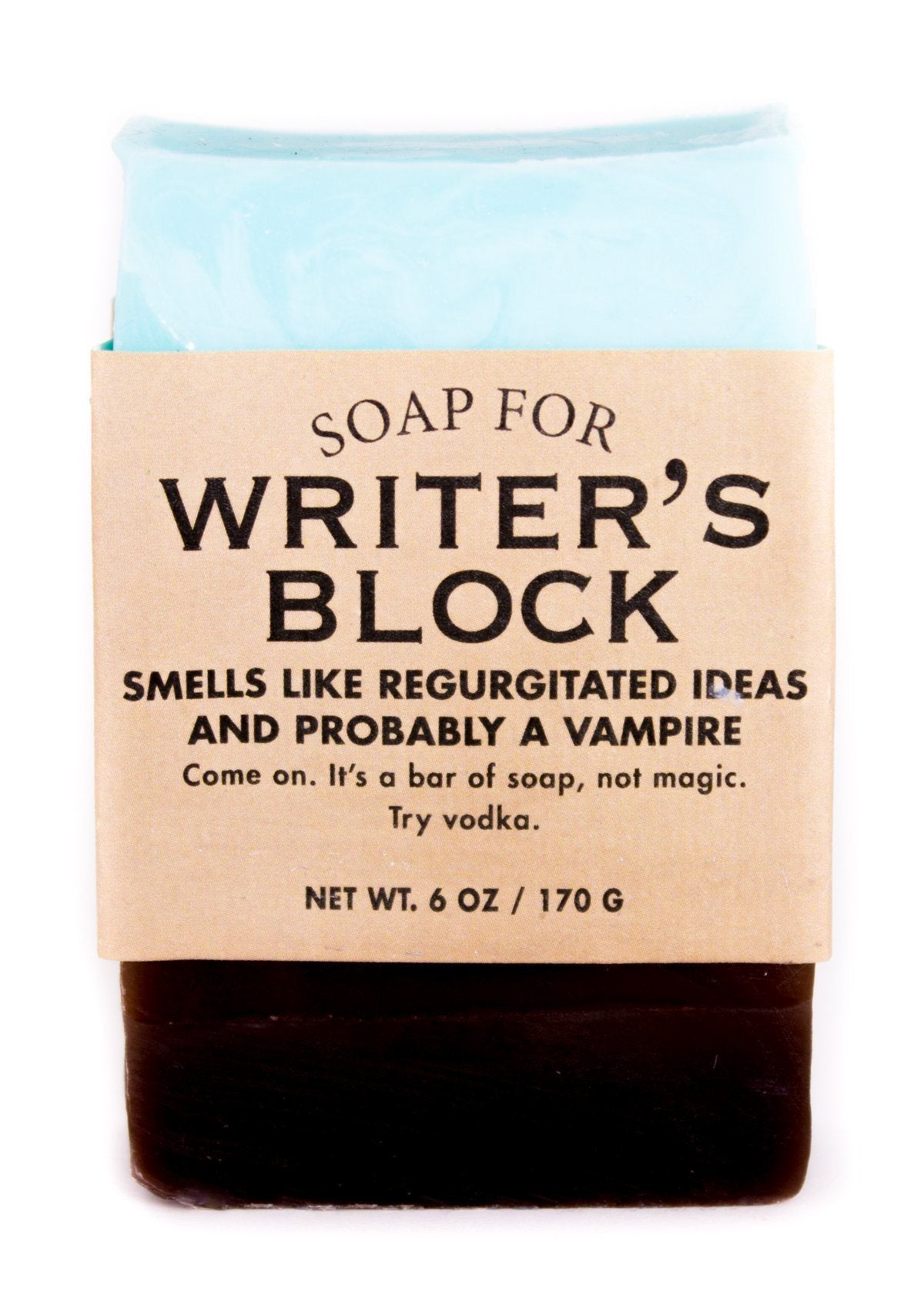 Soap for Writer's Block - Heart of the Home PA