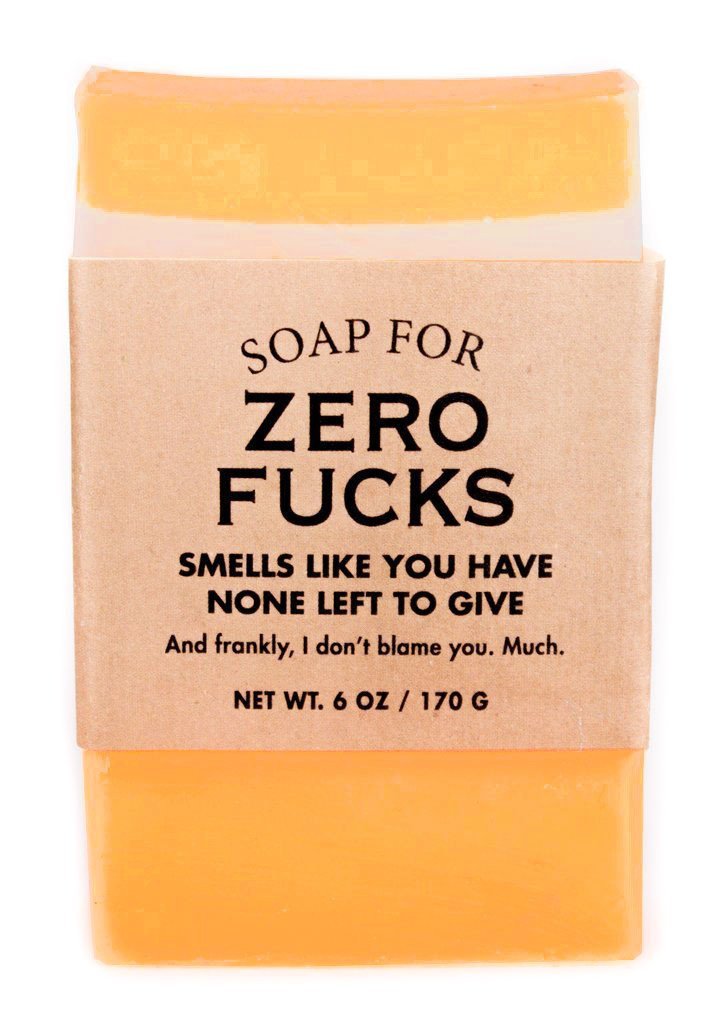 Soap for Zero Fucks - Heart of the Home PA