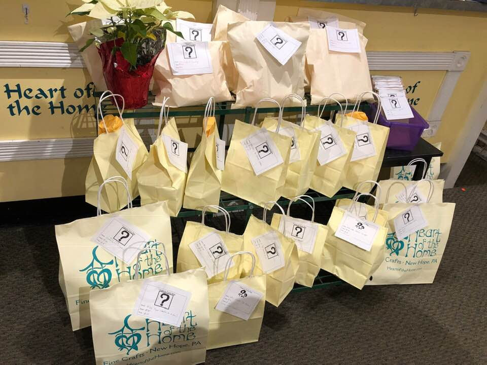 Home Spa Day Grab Bag - Heart of the Home PA