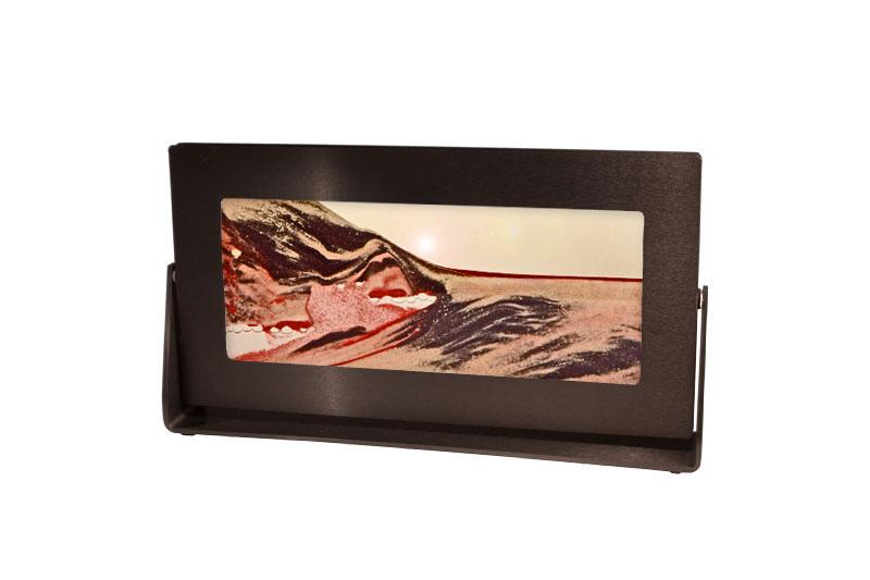 Black Metal Frame Exotic Sands - Heart of the Home PA