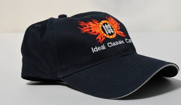 ICC Cap - Dark Blue