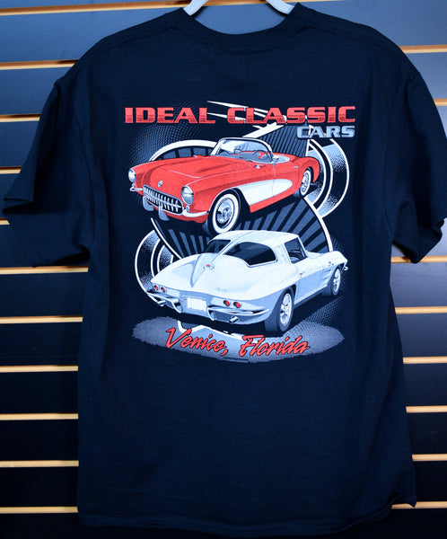 ICC Short Sleeve Black Corvette T-Shirt