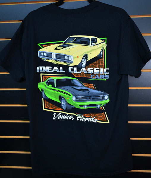 ICC Short Sleeve Black Mopar T-Shirt