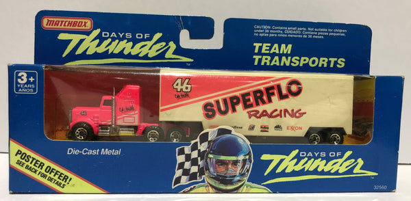 1:64 Matchbox -1990 'Days of Thunder' #46 - Cole Trickle