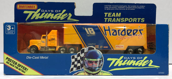 1:64 Matchbox -1990 'Days of Thunder' #18 - Russ Wheeler