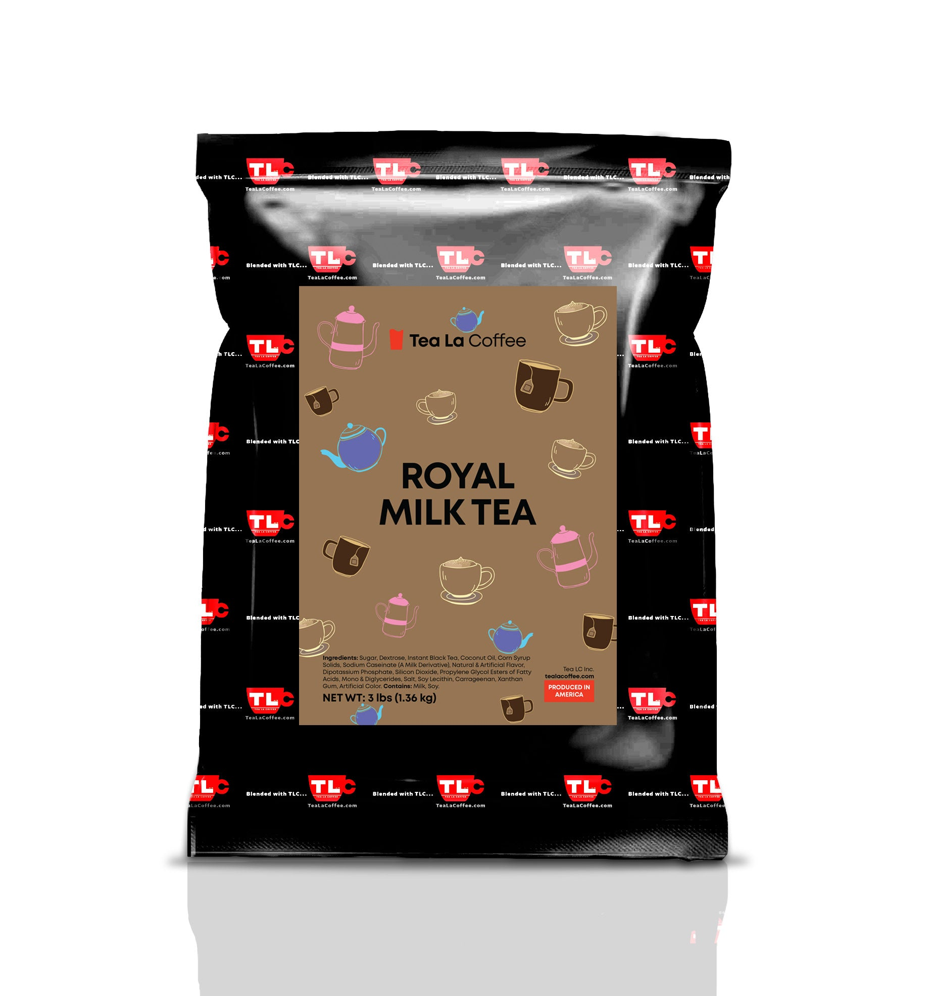 Royal Milk Tea Powder Mix