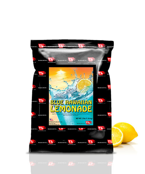 Blue Hawaiian Lemonade Powder Mix