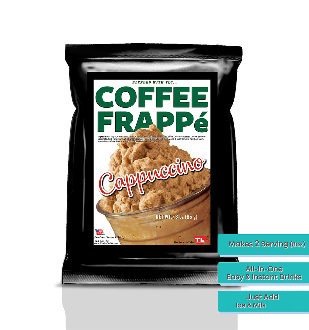 Coffee Frappe - At-Home Packet