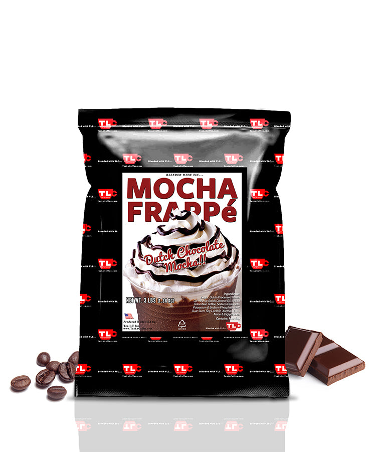 Mocha Frappe Powder Mix