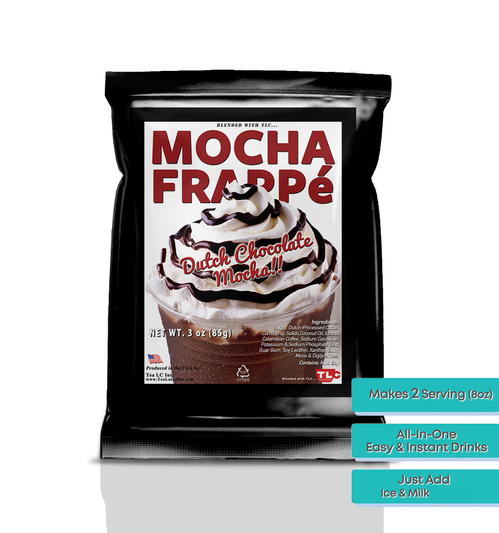Mocha Frappe - At-Home Packet