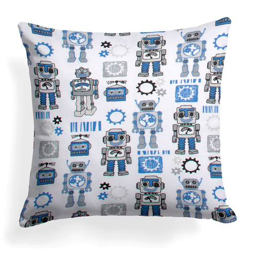 REBOOT ROBOT PILLOW