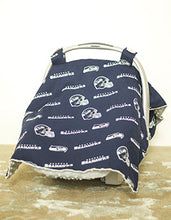 Load image into Gallery viewer, Seattle Seahawks Canopy - Shop Baby Slings & wraps, Baby Bedding & Home Decor !